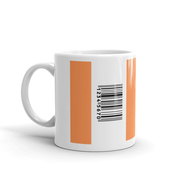 SYD (Sydney Airport) Luggage Tag Tea and Coffee Mug