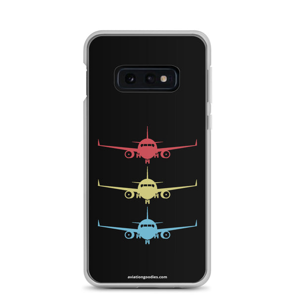 Aircraft Stack - Samsung Case - all sizes