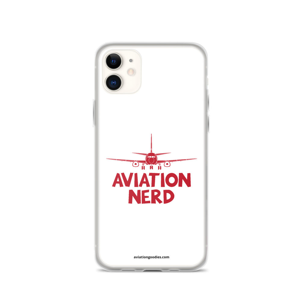 Aviation Nerd - iPhone Case - all sizes