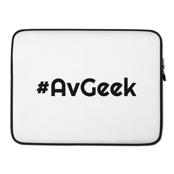 #AVGEEK Laptop Sleeve