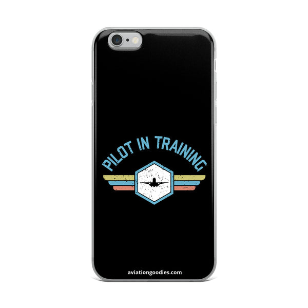 Pilot in Training - iPhone Case - all sizes