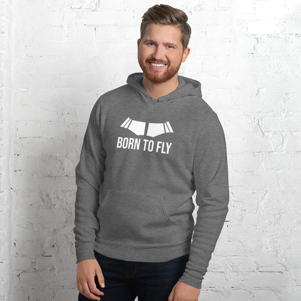 Born to Fly Unisex Hoodie