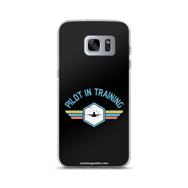 Pilot In Training - Samsung Case - all sizes