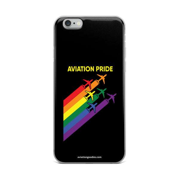 Aviation Pride - iPhone Case - all sizes
