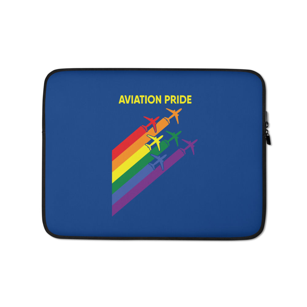 Aviation Pride Laptop Sleeve and Cover