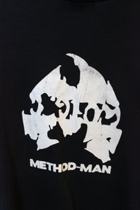 Vintage Method Man Wutang Rap Tee size XXL