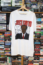 Load image into Gallery viewer, Vintage Marion Barry 'SAY NO TO DRUGS' Shirt size L