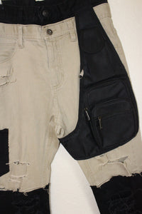 School Shooter Extended Hybrid Pants size 32-33 by Haus of Vain