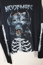 Load image into Gallery viewer, Resident Evil Longsleeve Tee size L by Haus of Vain