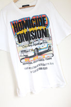 Load image into Gallery viewer, HOMICIDE DIVISION Tee size L by Haus of Vain