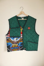 Load image into Gallery viewer, Harley Davidson Vest size L/XL by Haus of Vain