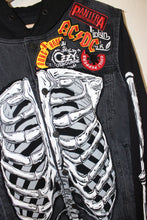 Load image into Gallery viewer, KILLERS Iron Maiden Denim Jacket size M by Haus of Vain