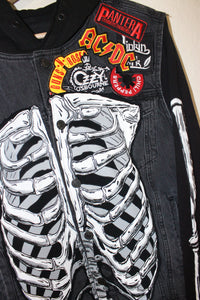 KILLERS Iron Maiden Denim Jacket size M by Haus of Vain