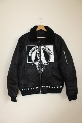 FUCK THE POLICE Jacket size XL by Haus of Vain