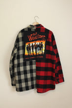 Load image into Gallery viewer, The WARRIORS Split Flannel size XL by Haus of Vain