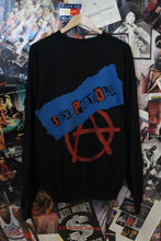 Load image into Gallery viewer, Vintage Sex Pistols Anarchy & Sex Sweater size L/XL
