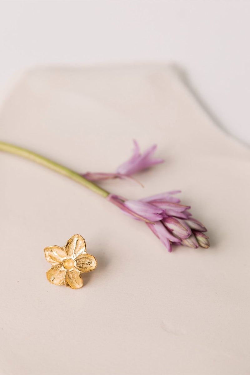 Hyacinth Necklace