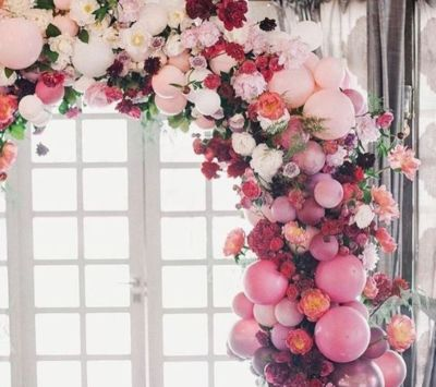 10 DIY Wedding Balloon Decoration