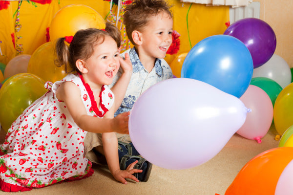 Fun Ideas For Kids Party Balloons