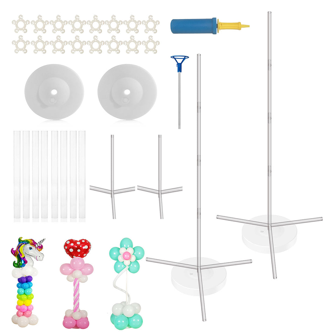 2 Set Balloon Column kit 61