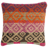 Frazada Pillow | Fair Trade | Picchu + Bold