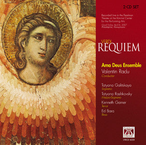 "Verdi: Requiem <font color=""bf0606""><i>DOWNLOAD ONLY</i></font> LYR-6008"