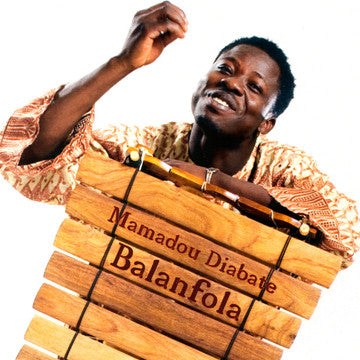"MCM-4013 - Mamadou Diabate: Balanfola - <font color=""bf0606""><i>DOWNLOAD ONLY</i></font>"
