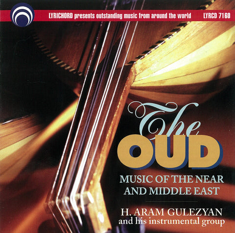 "The Oud - Aram Gulezyan <font color=""bf0606""><i>DOWNLOAD ONLY</i></font> LYR-7160"