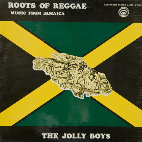 "The Jolly Boys: Roots of Reggae <font color=""bf0606""><i>DOWNLOAD ONLY</i></font> LAS-7314"