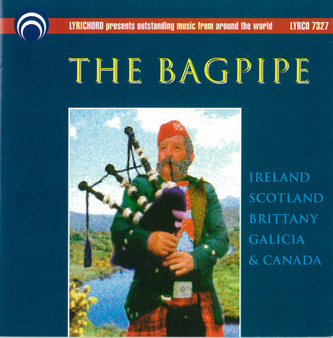 "The Bagpipe - Various Artists <font color=""bf0606""><i>DOWNLOAD ONLY</i></font> LYR-7327"