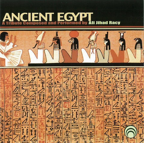 Ali Jihad Racy  Ancient Egypt CD
