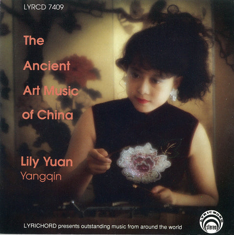 "Ancient Art Music of China <font color=""bf0606""><i>DOWNLOAD ONLY</i></font> LYR-7409"
