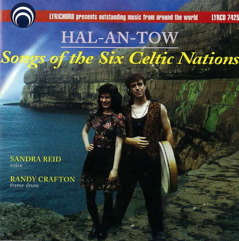 Hal-an-tow: Songs of the Six Celtic Nations CD LYR-7425