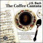 J.S. Bach: The Coffee Cantata, Cantatas No 158, 211 (Coffee Cantata) and Motets - Amor Artis Chorale CD LEMS-8039