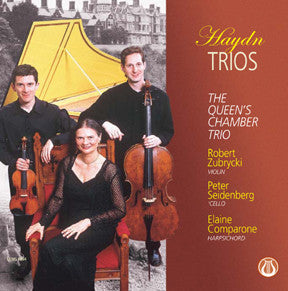 "The Queen's Chamber Trio Plays Haydn <font color=""bf0606""><i>DOWNLOAD ONLY</i></font> LEMS-8061"