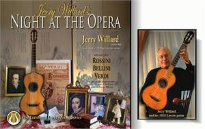 Jerry Willard's Night at the Opera CD