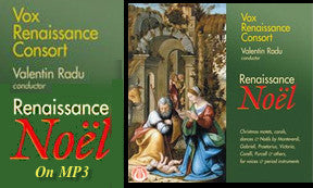 "LEMS-8075 Renaissance Noel - <font color=""bf0606""><i>DOWNLOAD ONLY</i></font>"