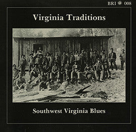 Virginia Traditions: Southwest Virginia Blues CD
