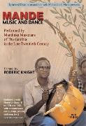 Mande Music and Dance DVD/CD Public Performance Rights Version