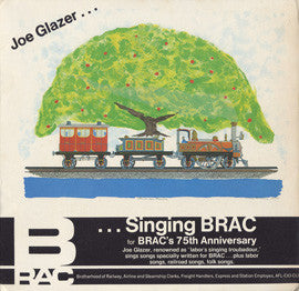Singing BRAC with Joe Glazer CD