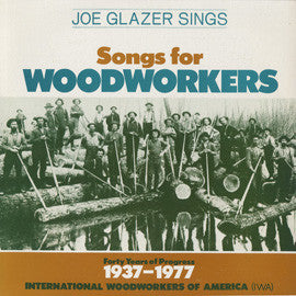 Songs for Woodworkers CD