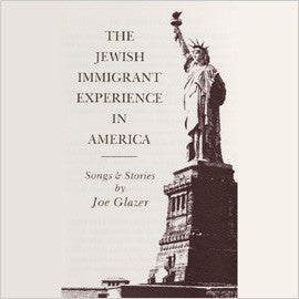The Jewish Immigrant Experience in America CD