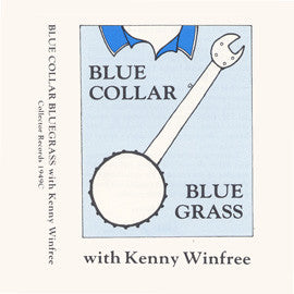 Blue Collar Bluegrass CD