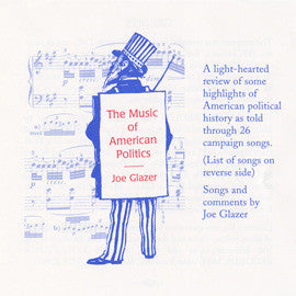 Music of American Politics CD