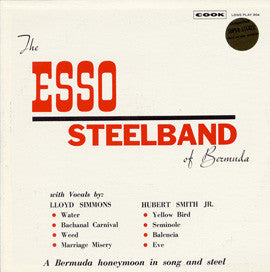 The Esso Steel Band of Bermuda (1958)  CD