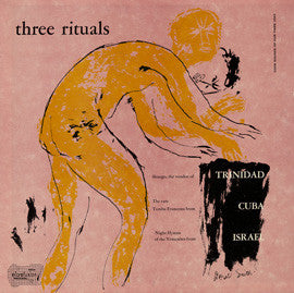 Three Rituals (1955) CD