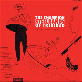 Champion Steel Bands of Trinidad (1957)  CD