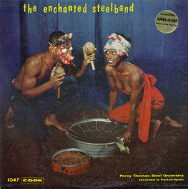 The Enchanted Steelband (1957)  The Katzenjammers CD