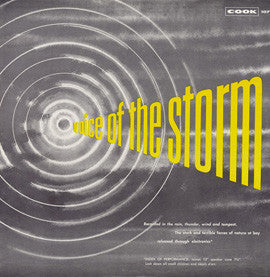 Voice of the Storm CD
