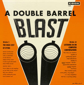 A Double Barrel Blast CD